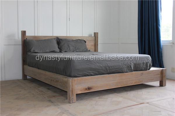muebles antiguos de madera dormitorio king size cama de diseo