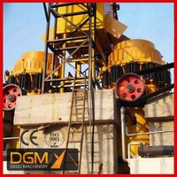 Best quality charcoal crusher for crush rock