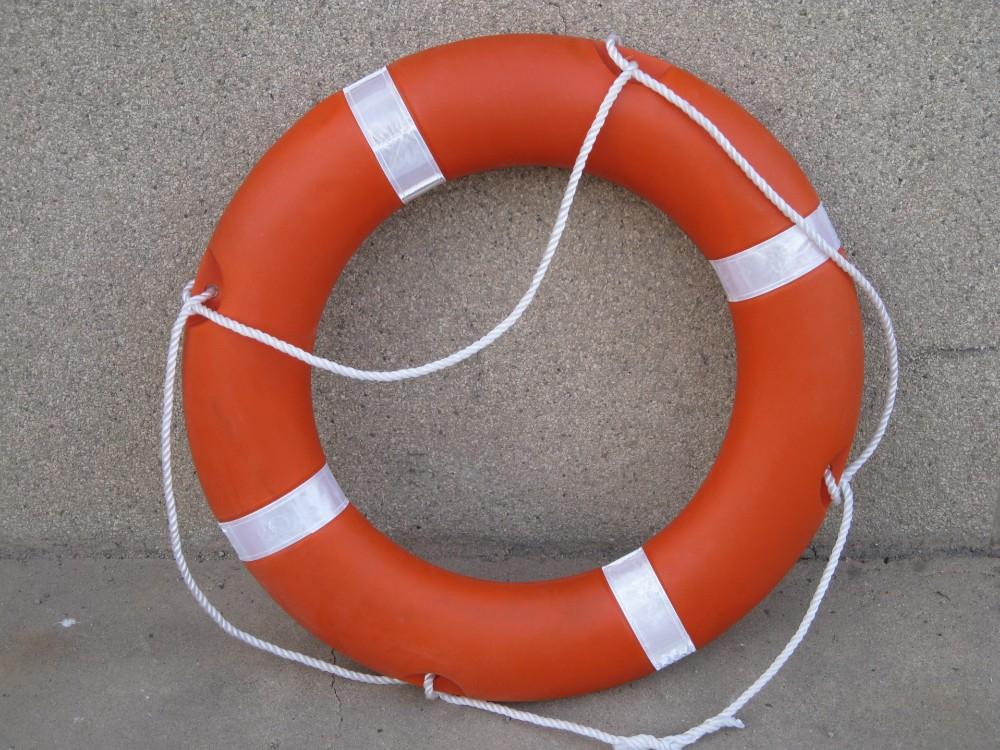 круг для лодок
