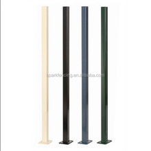 removable metal fencing posts with high quality
