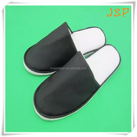 closed Toe Disposable velour Hotel New Eva Slippers For Adults