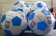 OEM giant inflatable soccer ball,football ; soccer ball, inflatable football;club promotion