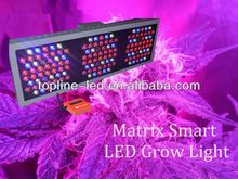 High PAR dimmable NEW free sample led grow lights with dual lens