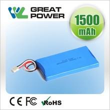 7.4v 1800mah Lithium Battery Pack For digital Camera canon