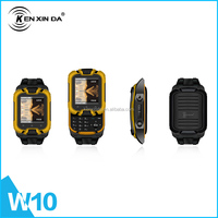 Dual SIM Card QCIF Smart Mobile Stylish with Camera Low Price Good Quality Watch Phone