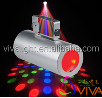 high value 46x5mm LED Moon light disco lights for stage