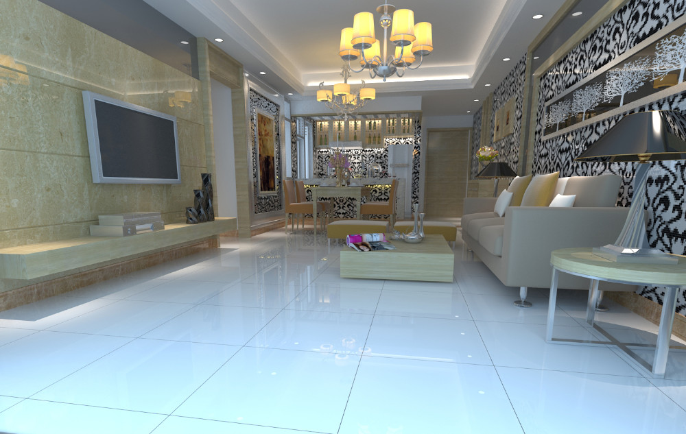 60x60 Pure White Ceramic Tileswholesale Tile Miamipure White Floor