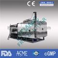 Los alimentos/frutas/vegetales secador de congelación/liofilizador a escala industrial( 200 a 400 kg capacidad)