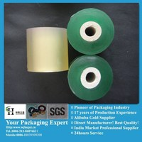 PVC Aluminum Alloy Soft Stretch Packing Micron Film