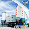 175t/h rated capacity stationary concrete batch asphalt mixing plant