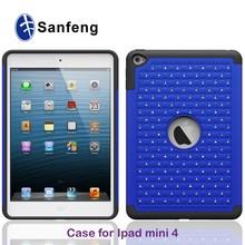 shining smartphone covers case for ipad mini 4