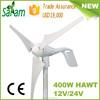 400W max 450W wind turbine