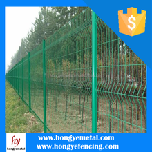 Powder Coated Metal welded Used Fence Panels For Sale