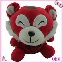 2015 new style plush tiger toy, custom toy plush tiger for child