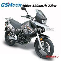 400cc gas motorcycle meet Euro III / DOT/ CDOT / EPA