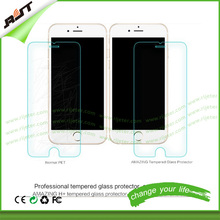 2.5D 9H Anti scratch anti glare Mobile Phone Screen Protectors tempered glass film for iphone 6