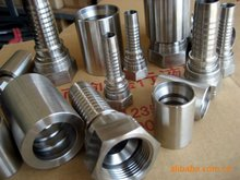 Hydraulic rubber hose Fitting/ BSP fittings/ pipe fitting