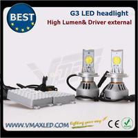 High power super bright cr ee led motorcycle headlight from led manufactor