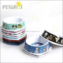 Promotional ceramic rabbit plate