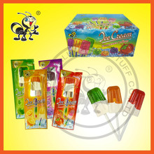 Milk Mix Fruit Ice Cream Lollipop