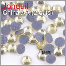 dress design accessories hot fix china aa rhinestone wholesale