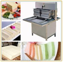 best performance soy bean fresh tofu machine for sale