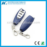 Nice looking chili style Key A/B/C/D learning code red case remote control 315MHz
