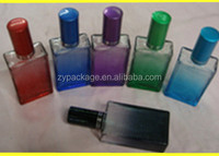 stock rectangle glass dropper bottle 15ml 30ml with child and tamper evident cap