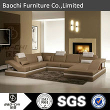 Baochi furniture sofa bed jakarta,koltuk sofa furniture,settee sofa furniture S201