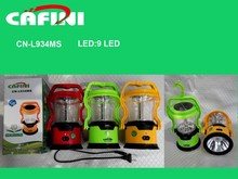 solar camping lights ,Plastic led camping lights