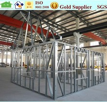 prefabricated low cost light gauge steel framing