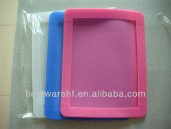 Cheapest silicone rubber cover for ipad,ipad mini