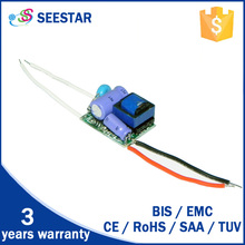 280ma 300ma 3w 5w led bulb driver open frame isolated led driver for led bulb light