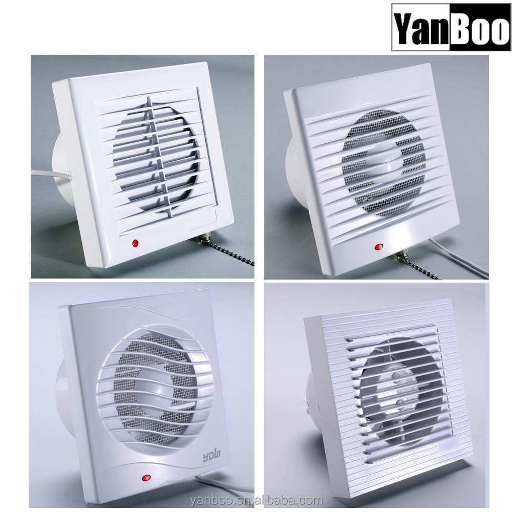 Kitchen Wall Exhaust Fan : Ce certified abs plastic ceiling mounted ventilation fan