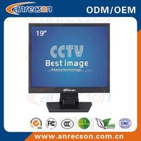19 inch professional 4:3 cctv monitor/VGA HDMI input/LED backlight/ /metal case/