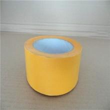 China supplier yellow cheap automotive masking tape
