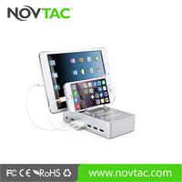Super Fast 6 USB Port Mobile Phone Charging Docking Station