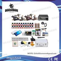 Professional Custom Two Rotary Tattoo Machines Tattoo Kits