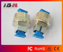 0~30dB SC/UPC Singlemode Optical Fiber mechanical adjustable Attenuator