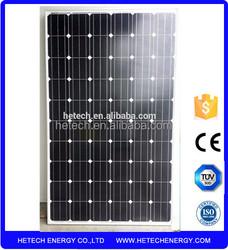 price per watt 500 watt solar panel with 2 units 250w solar panel