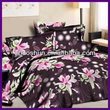 low price beautiful bedsheets hot sale