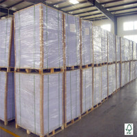 light weight coated printing paper