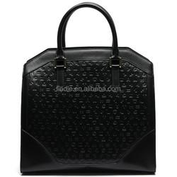 S1095 2015 latest designer genuine leather handbags fashion women tote bags