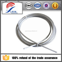 Electrical galvanized wire high carbon steel Wires