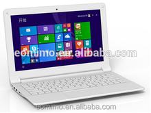 OEM/ODM Facotry ordine all'ingrosso bianco e nero 11.6 pollice mini computer portatile