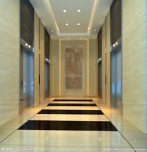 MRL Passenger Elevator with new elevator parts