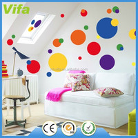Polka Dots Wall Decals removable stickers decor mural nursery children kids