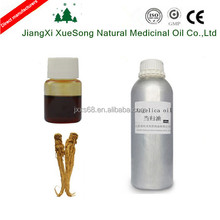 100% pure and Natural Angelica oil the biggest essential oil supplier in China