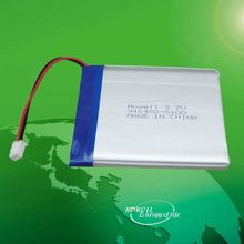Factory customized Made 3.7v 5000mah lipo battery