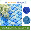 durable quality best price glass mosaic tile crystal inorganic heat pigment